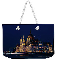 Hungarian Parliament Building #1 Weekender Tote Bag