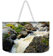 Hungary Trout Falls Weekender Tote Bag