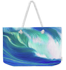 Hungry Ocean Weekender Tote Bag by Matt Lindley