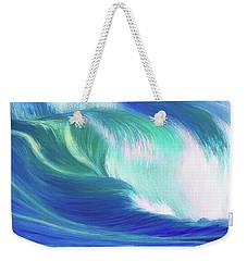 Hungry Ocean Weekender Tote Bag