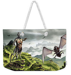 Hunter - Hound Weekender Tote Bag