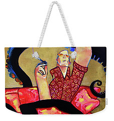 Hunter S. Thompson Weekender Tote Bag
