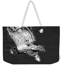 Hunting Flight  Weekender Tote Bag