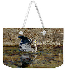 Hunting For Fish 5 - Digitalart Weekender Tote Bag