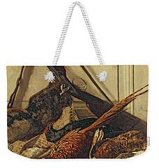 Hunting Trophies Weekender Tote Bag