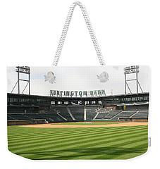 Huntington Park Baseball Field Weekender Tote Bag