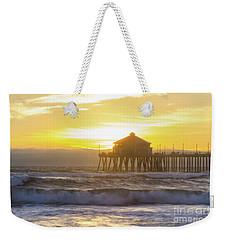 Huntington Peir 2 Weekender Tote Bag