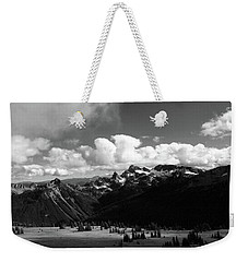Hurricane Ridge Weekender Tote Bag
