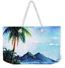 Hurricane Season Weekender Tote Bag