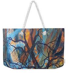 Hurricane Weekender Tote Bag