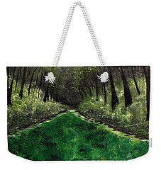 Hurry Along Weekender Tote Bag