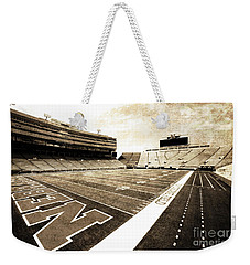 Husker Stadium Weekender Tote Bag
