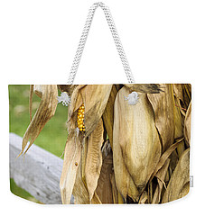 Weekender Tote Bag featuring the photograph Husky by Christi Kraft