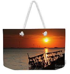 Husum Sunset Weekender Tote Bag