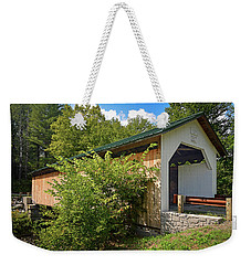 Hutchins Bridge Weekender Tote Bag