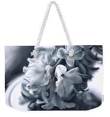 Hyacinth Plated Weekender Tote Bag