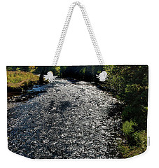 Hyalite Creek  Weekender Tote Bag
