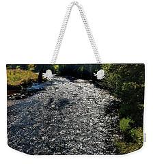 Hyalite Creek  Weekender Tote Bag