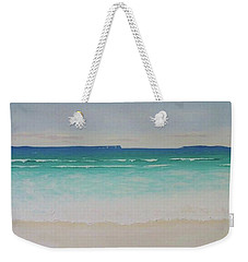 Hyams Beach Weekender Tote Bag