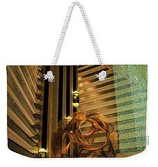 Hyatt Regency Sf Atrium Weekender Tote Bag