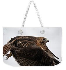 Hybrid Hawk Flyby  Weekender Tote Bag