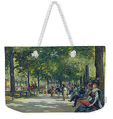 Hyde Park - London  Weekender Tote Bag by Count Girolamo Pieri Nerli