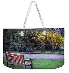 Hyde Park Bench - London Weekender Tote Bag