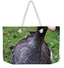 Hyde Park Goose Weekender Tote Bag
