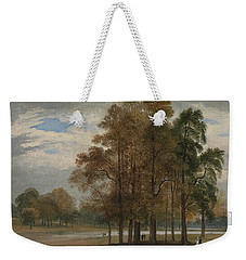 Hyde Park Weekender Tote Bag by John Martin