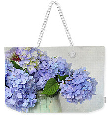 Hydrangea 1 Weekender Tote Bag