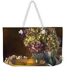 Hydrangea Cuttings Weekender Tote Bag