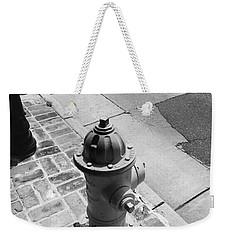 Hydrant Ll Weekender Tote Bag