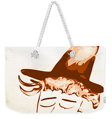 Hyper Chauvinist Weekender Tote Bag