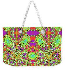 Hyper Illusion Weekender Tote Bag
