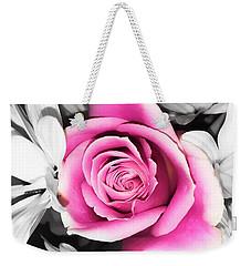 Hypnotic Pink 2 Weekender Tote Bag