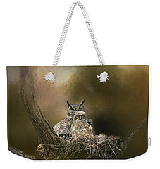 Weekender Tote Bag featuring the photograph Hypnotized by Donna Kennedy