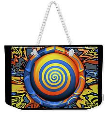 Hypnotrippery Weekender Tote Bag