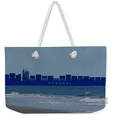Hyundai Ship Weekender Tote Bag