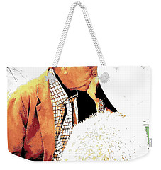 I Always Knew Weekender Tote Bag by Jesse Ciazza