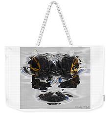 I Am Gator Weekender Tote Bag