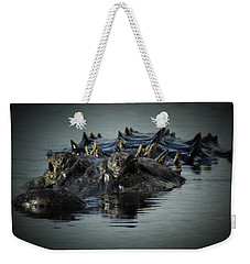 I Am Gator, No. 45 Weekender Tote Bag