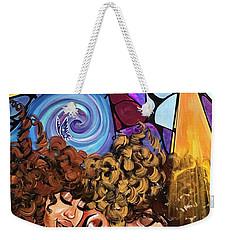 I Am My Sisters Keeper Weekender Tote Bag