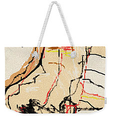 I Am  Weekender Tote Bag