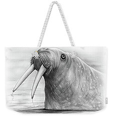 I Am The Walrus Weekender Tote Bag
