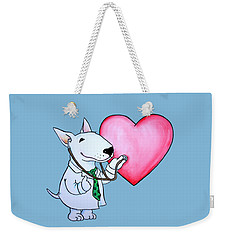 I Am Your Dogtor Weekender Tote Bag
