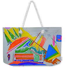 I Dig Vassily Weekender Tote Bag by J R Seymour