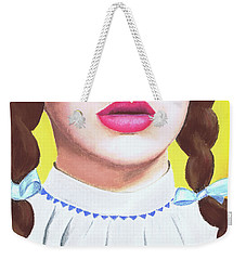 I Don't Think We're In Kansas Anymore Weekender Tote Bag