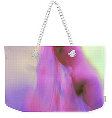 Weekender Tote Bag featuring the photograph I Dream In Colors by Joe Kozlowski