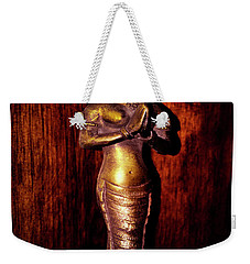 Weekender Tote Bag featuring the photograph I Dream Of Genie by Al Bourassa