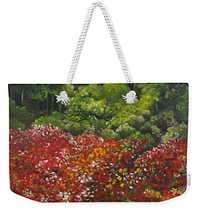 I Dream Of Poppies Weekender Tote Bag
